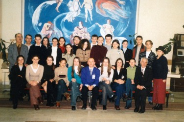 10 ani de simțire NOVA - Școala Normală Bacău