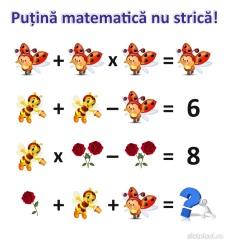 Puțină matematică 1
